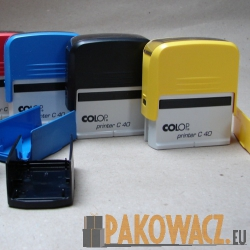 Pieczątka COLOP C40 PRINTER COMPACT Z GUMKĄ
